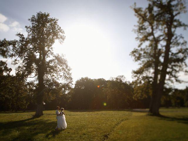 Le mariage de Gael et Juliette à Ambillou, Indre-et-Loire 42