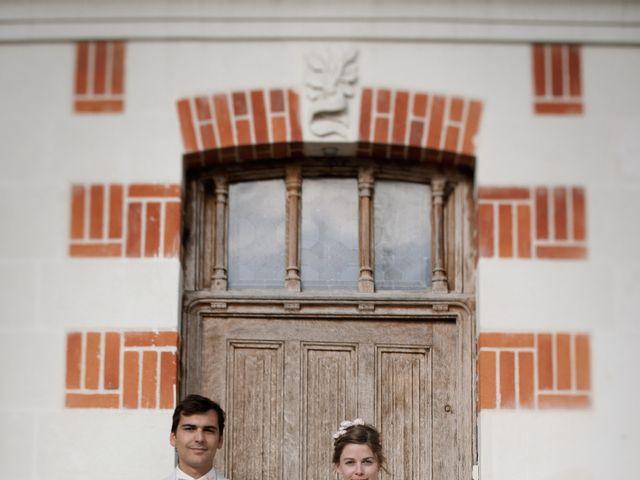 Le mariage de Gael et Juliette à Ambillou, Indre-et-Loire 43