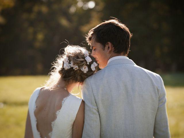 Le mariage de Juliette et Gael