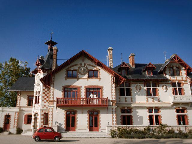 Le mariage de Gael et Juliette à Ambillou, Indre-et-Loire 55