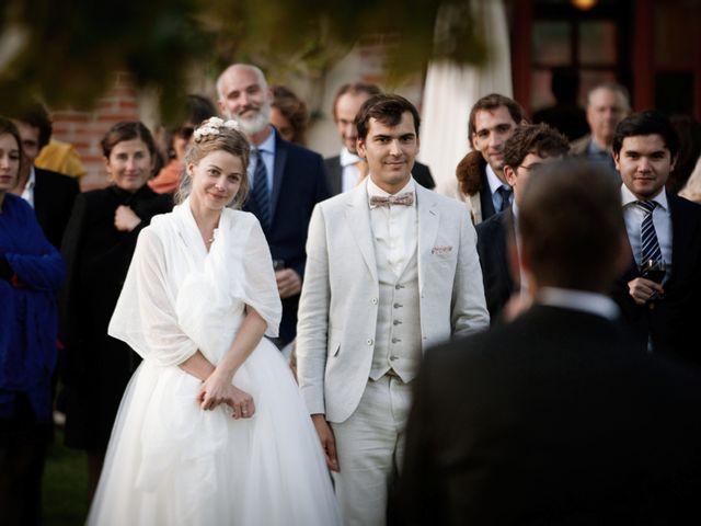 Le mariage de Gael et Juliette à Ambillou, Indre-et-Loire 56