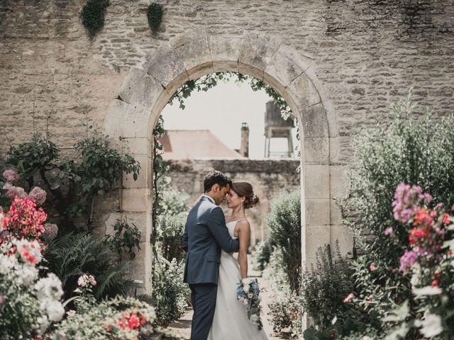 Le mariage de Vincent et Tiphaine à Mézidon-Canon, Calvados 2
