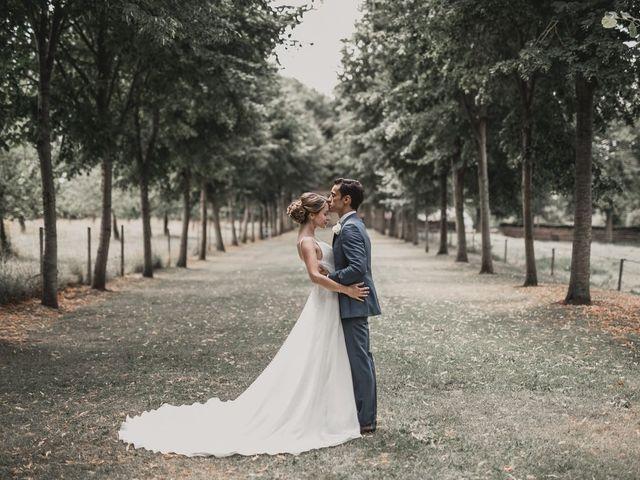 Le mariage de Vincent et Tiphaine à Mézidon-Canon, Calvados 5
