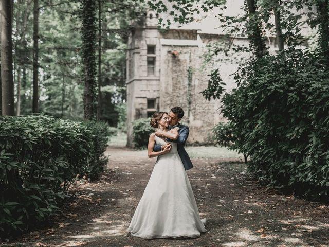Le mariage de Vincent et Tiphaine à Mézidon-Canon, Calvados 7