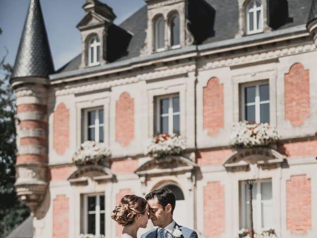 Le mariage de Vincent et Tiphaine à Mézidon-Canon, Calvados 10