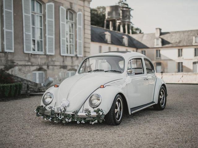 Le mariage de Vincent et Tiphaine à Mézidon-Canon, Calvados 12