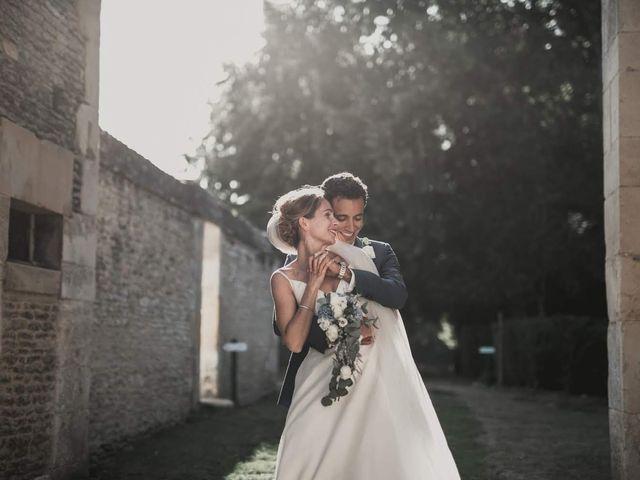 Le mariage de Vincent et Tiphaine à Mézidon-Canon, Calvados 14