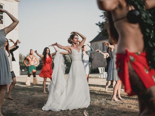 Le mariage de Vincent et Tiphaine à Mézidon-Canon, Calvados 20