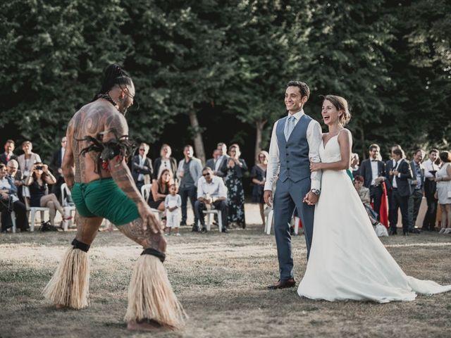 Le mariage de Vincent et Tiphaine à Mézidon-Canon, Calvados 21