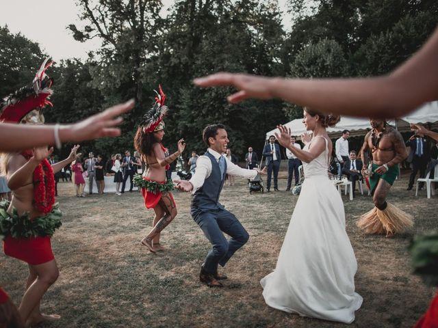 Le mariage de Vincent et Tiphaine à Mézidon-Canon, Calvados 23