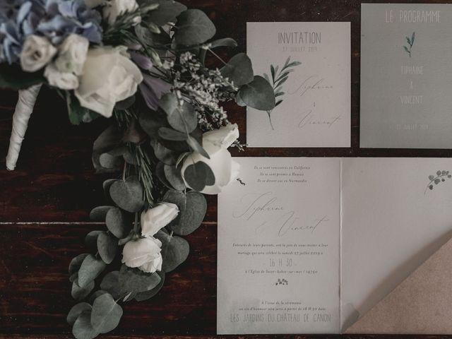 Le mariage de Vincent et Tiphaine à Mézidon-Canon, Calvados 33
