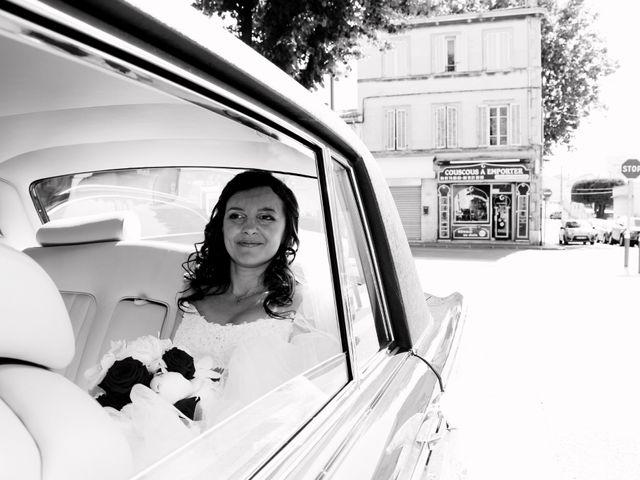 Le mariage de Paul et Elodie à Le Castellet, Var 11