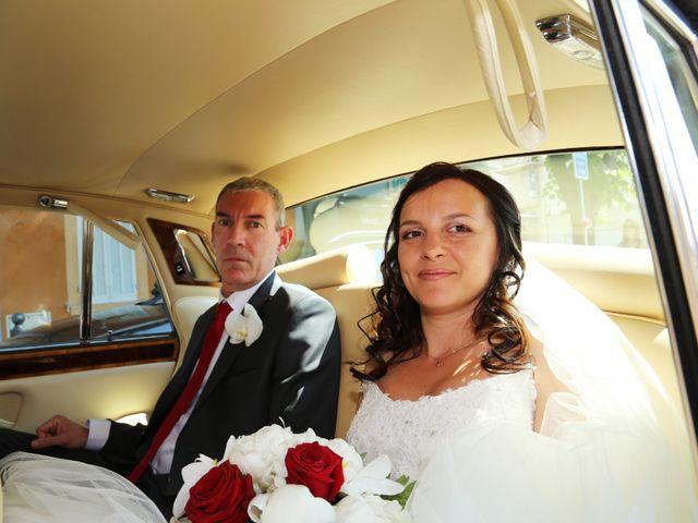 Le mariage de Paul et Elodie à Le Castellet, Var 12