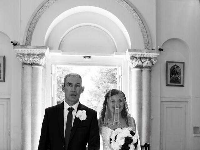 Le mariage de Paul et Elodie à Le Castellet, Var 13