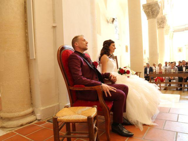 Le mariage de Paul et Elodie à Le Castellet, Var 15