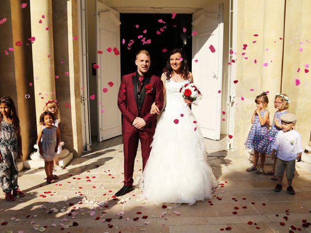 Le mariage de Paul et Elodie à Le Castellet, Var 21