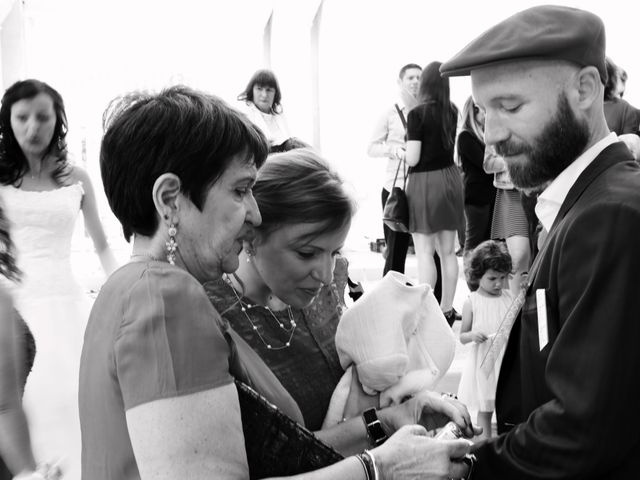 Le mariage de Paul et Elodie à Le Castellet, Var 22