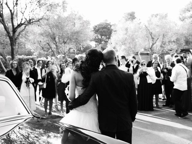 Le mariage de Paul et Elodie à Le Castellet, Var 26