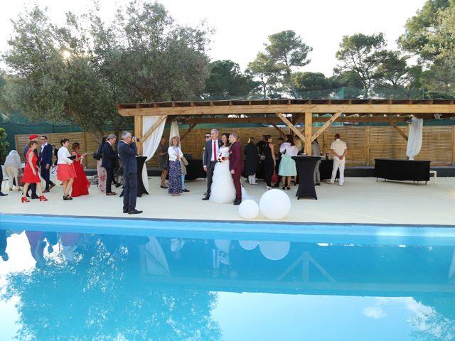 Le mariage de Paul et Elodie à Le Castellet, Var 28