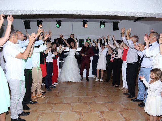 Le mariage de Paul et Elodie à Le Castellet, Var 31