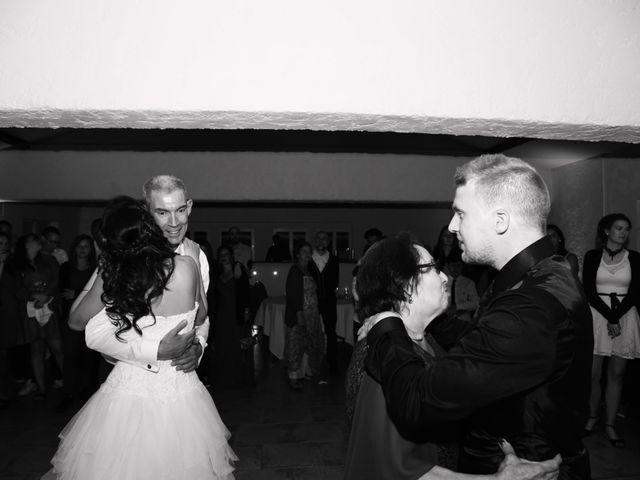 Le mariage de Paul et Elodie à Le Castellet, Var 37