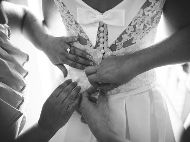 Le mariage de Gaétan et Pauline à Parigné-l'Évêque, Sarthe 11