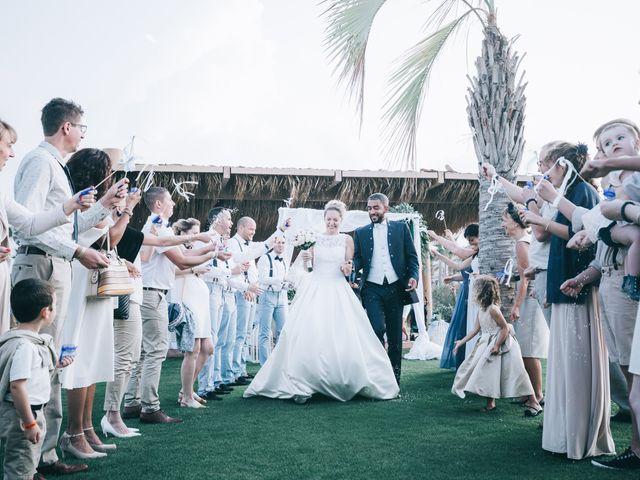 Le mariage de Gaétan et Pauline à Parigné-l'Évêque, Sarthe 33