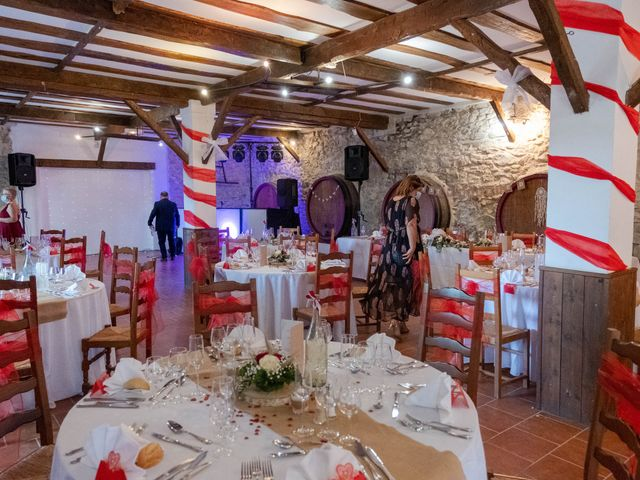 Le mariage de Grégory et Chantal à Sernhac, Gard 1