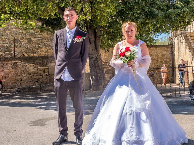 Le mariage de Grégory et Chantal à Sernhac, Gard 12