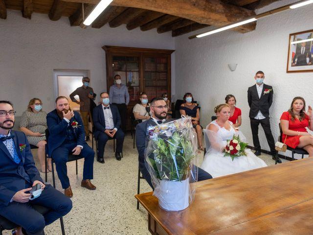 Le mariage de Grégory et Chantal à Sernhac, Gard 15