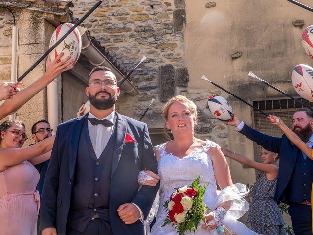 Le mariage de Grégory et Chantal à Sernhac, Gard 17