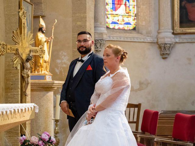 Le mariage de Grégory et Chantal à Sernhac, Gard 19