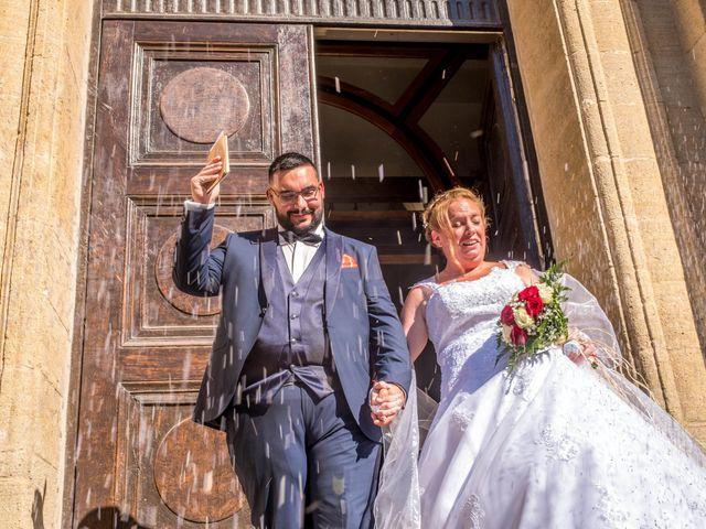 Le mariage de Grégory et Chantal à Sernhac, Gard 21