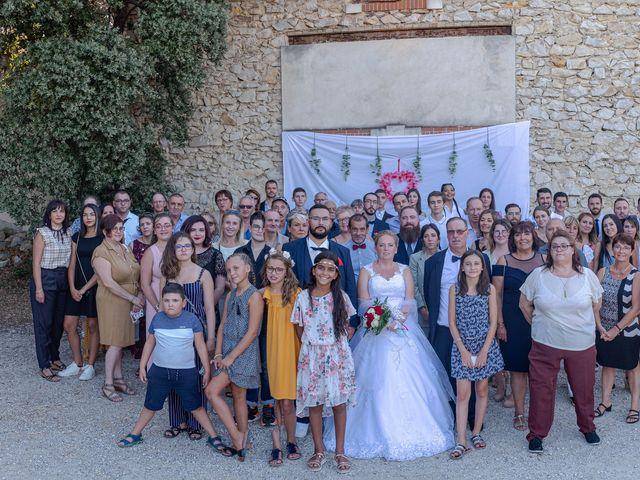 Le mariage de Grégory et Chantal à Sernhac, Gard 23