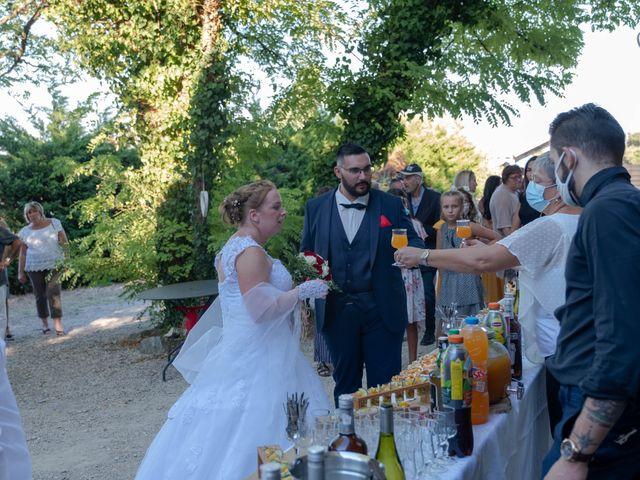 Le mariage de Grégory et Chantal à Sernhac, Gard 24