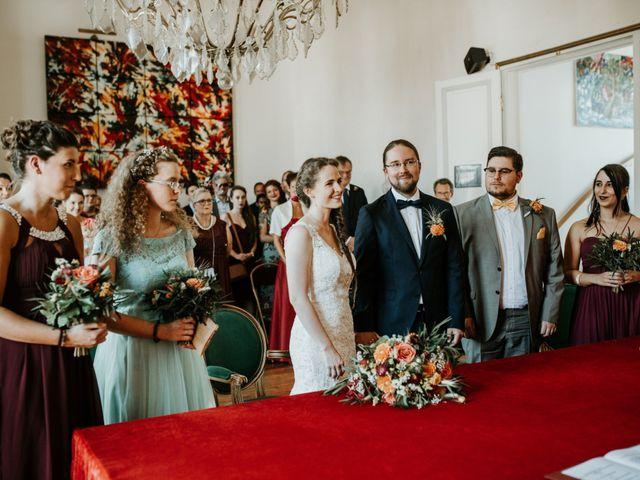Le mariage de Christian et Émilie à Chailly-en-Bière, Seine-et-Marne 7