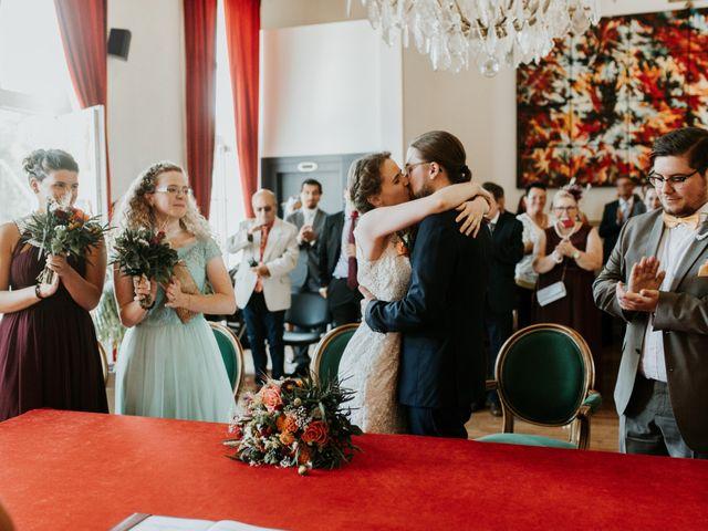 Le mariage de Christian et Émilie à Chailly-en-Bière, Seine-et-Marne 8