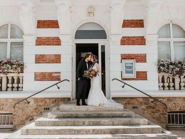 Le mariage de Christian et Émilie à Chailly-en-Bière, Seine-et-Marne 9