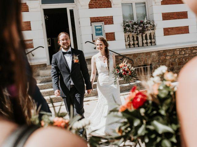 Le mariage de Christian et Émilie à Chailly-en-Bière, Seine-et-Marne 10