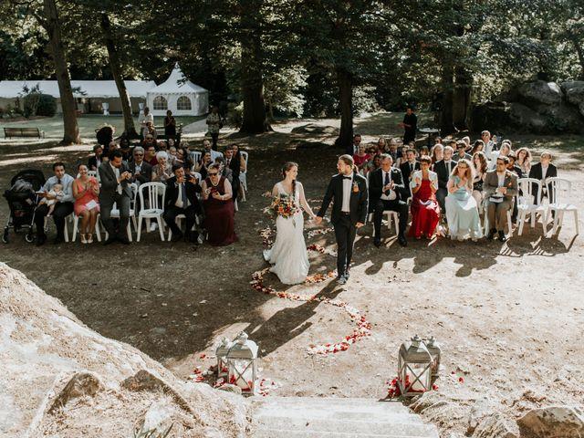 Le mariage de Christian et Émilie à Chailly-en-Bière, Seine-et-Marne 14