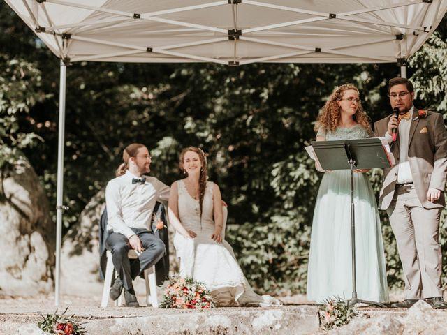 Le mariage de Christian et Émilie à Chailly-en-Bière, Seine-et-Marne 16