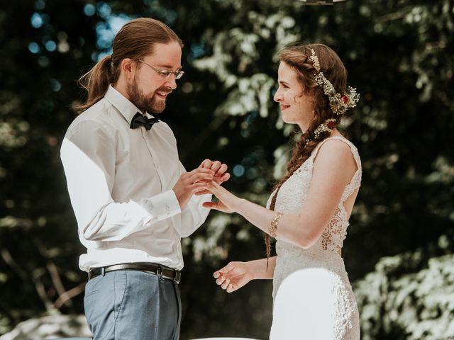 Le mariage de Christian et Émilie à Chailly-en-Bière, Seine-et-Marne 20
