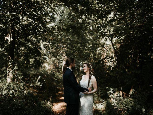 Le mariage de Christian et Émilie à Chailly-en-Bière, Seine-et-Marne 1