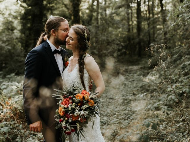 Le mariage de Émilie et Christian