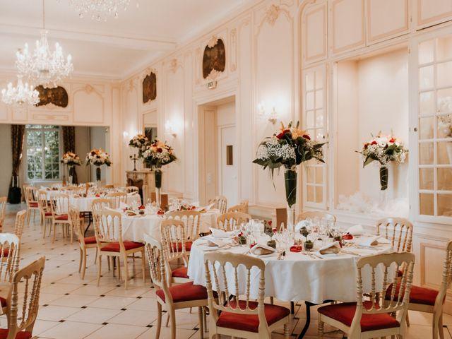 Le mariage de Christian et Émilie à Chailly-en-Bière, Seine-et-Marne 40