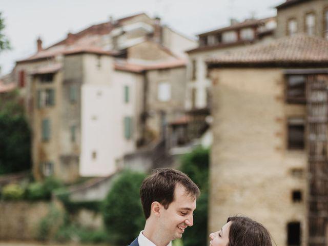 Le mariage de Antoine et Gabriela à Saint-Lon-les-Mines, Landes 11