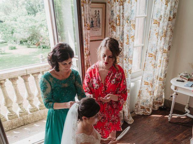 Le mariage de Antoine et Gabriela à Saint-Lon-les-Mines, Landes 43