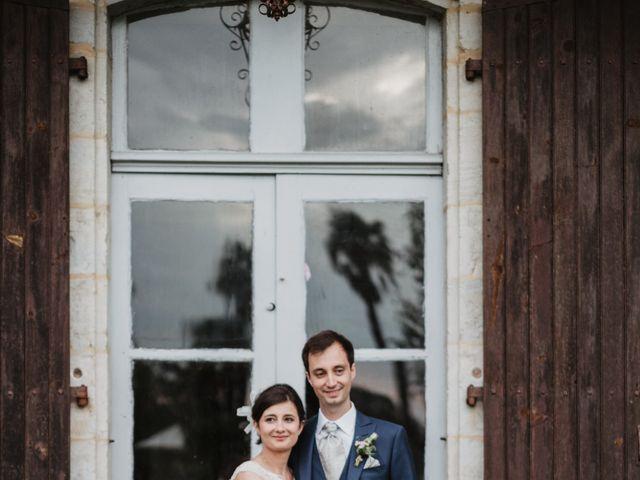 Le mariage de Antoine et Gabriela à Saint-Lon-les-Mines, Landes 50