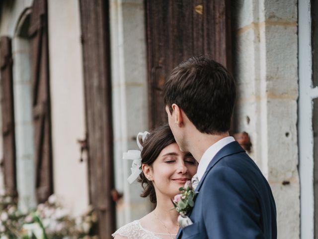 Le mariage de Antoine et Gabriela à Saint-Lon-les-Mines, Landes 51
