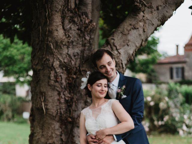 Le mariage de Antoine et Gabriela à Saint-Lon-les-Mines, Landes 54